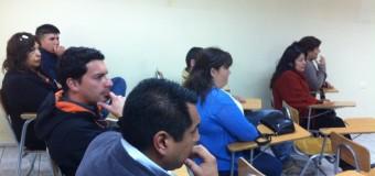 Jóvenes infractores participan en capacitaciones técnicas en Coquimbo