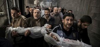 Gaza, por Eduardo Galeano