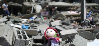 Declaración por crisis humanitaria en la franja de Gaza