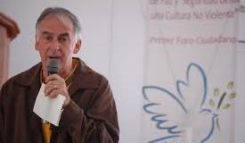 """Pietro Ameglio de Serpaj Mexico es galardonado con el Premio El – Hibri """"Educación para la Paz 2014"""""""