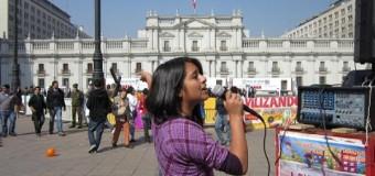 """Movilizándonos convoca a """"Ronda por Nuestros Derechos"""" alrededor del Palacio de La Moneda"""