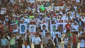 Amnistía Internacional dice que desaparición de estudiantes mexicanos es un «crimen de Estado»