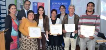 """Centro Día """"André Jarlán"""" de Serpaj El Maule realizó capacitación en oficio para personas en situación de calle"""