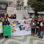 Servicio Paz y Justicia realiza en Valparaíso Campaña contra el Gasto Militar
