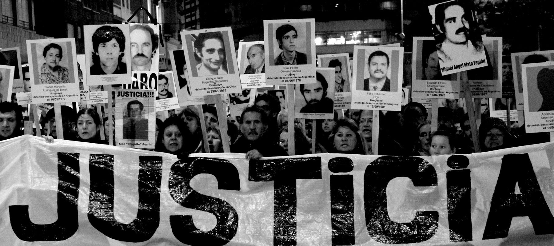 30 de agosto: Día del Detenido Desaparecido