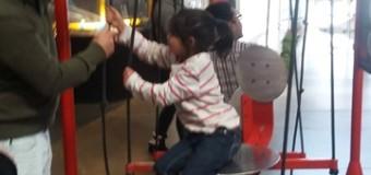 PRM André Jarlán de Serpaj Maule conmemora el día de los/as niños con visita a museo MIM en Santiago