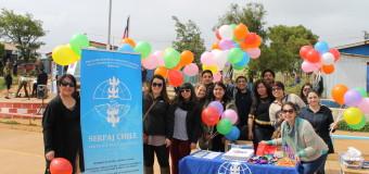 Serpaj Valparaíso participa del lanzamiento del Circuito 24 horas en Escuela Montedónico