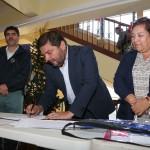 Firma de convenio entre Municipalidad de Coquimbo y Serpaj cierra exitosamente la 30va Campaña en la región