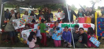 PPF Adolfo Pérez Esquivel y PEC Trekanche celebran cierre de campaña de navidad en Maullín