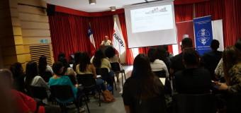 Programas de Serpaj Tarapacá participan en capacitación junto a estudiantes de INACAP