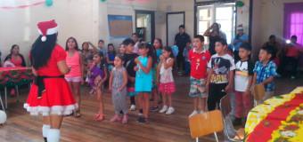 PPF Alfonso Baeza de Antofagasta celebra fiesta de fin de año para sus usuarios