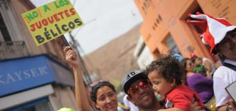 VIDEO: Serpaj Arica cierra Campaña de Navidad junto a niños, niñas, familias y la ciudadanía