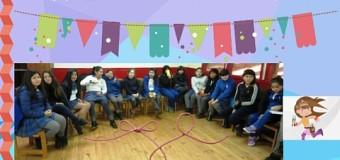 """OPD de Valdivia realiza taller de género: """"Princesas y más"""""""