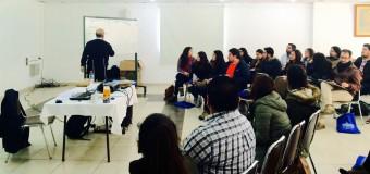 SERPAJ Chile y Ciclos Consultores realizan curso sobre estrategias jurídicas para intervenir en ESCNNA