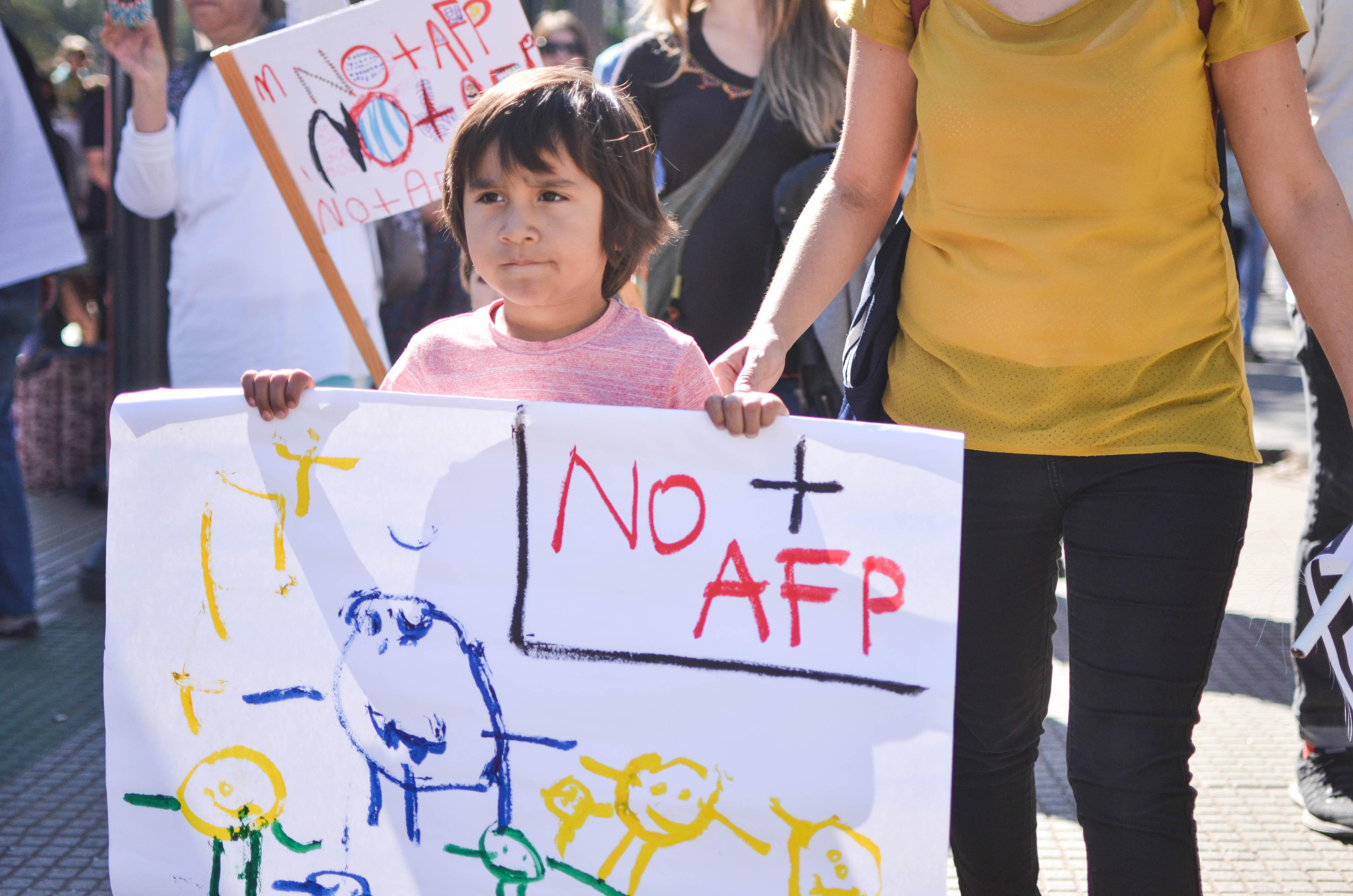 SERPAJ valora acción de desobediencia civil No+AFP