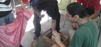 """Taller de Huerto en el Programa de Reinserción Educativa PDE """"Mario Benedetti"""""""