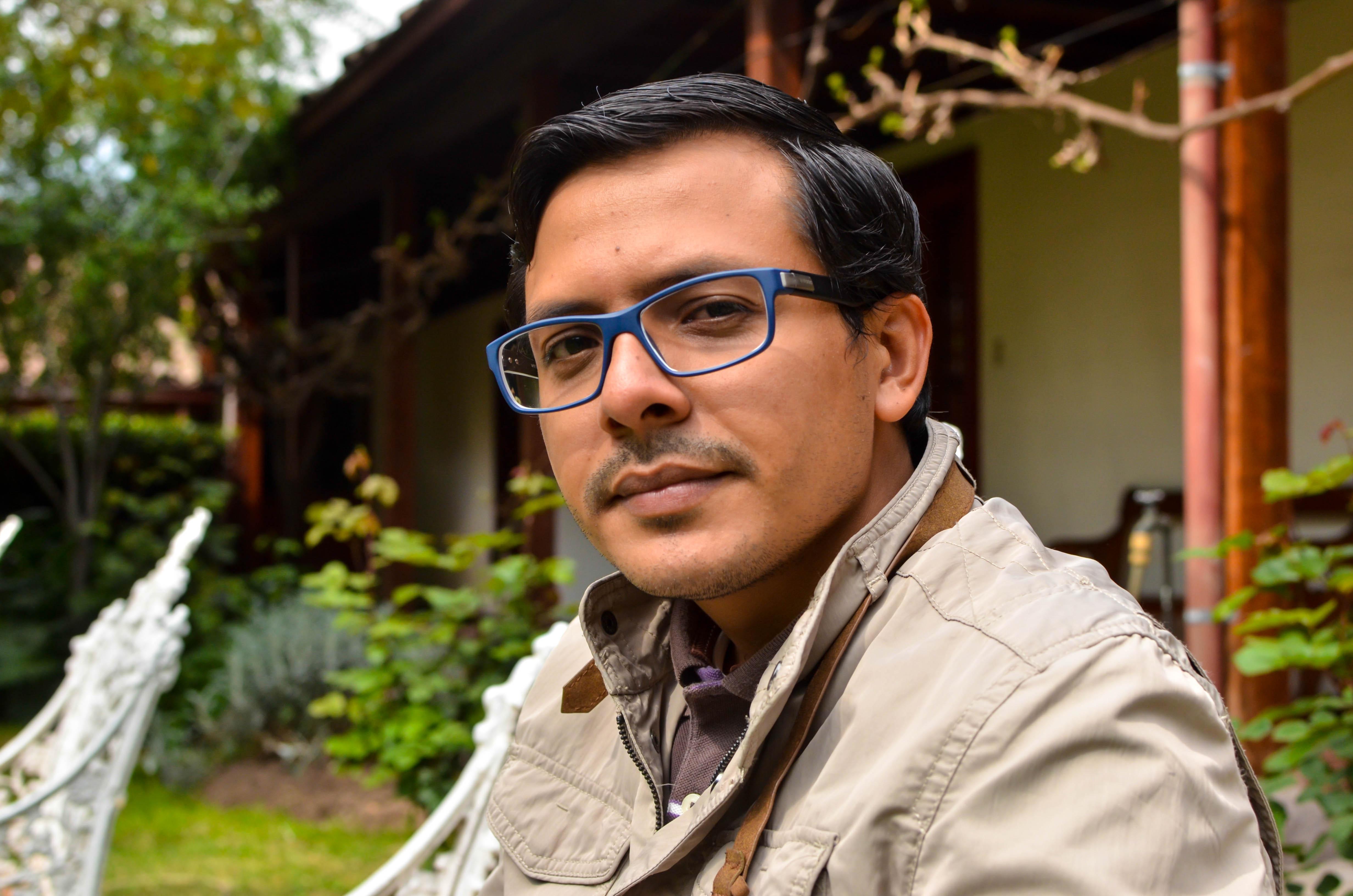 """Blas García SERPAJ Colombia: """"Esto es el fin de un conflicto con un grupo armado, pero a partir de allí es el inicio a la construcción de la Paz"""""""
