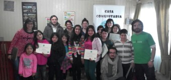 PPC de San José de la Mariquina expone resultados del Taller de Comics