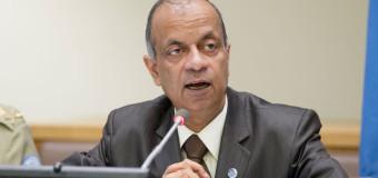 ONU presenta estrategia para operaciones de paz y medio ambiente