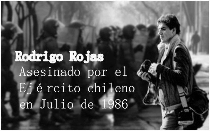 Rodrigo Rojas De Negri