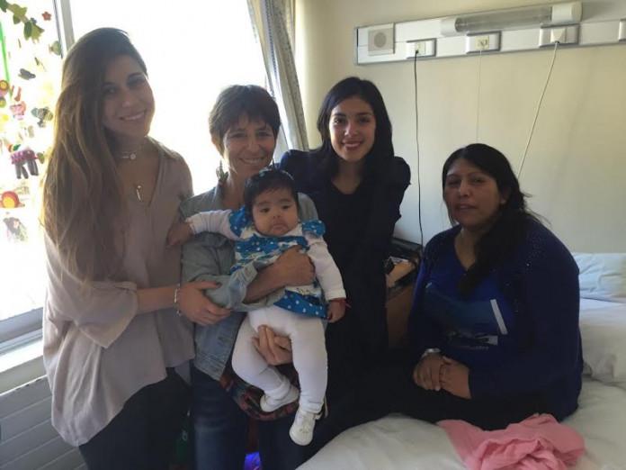Solicitan al Estado reparar vulneración de derechos contra Lorenza Cayuhan y la pequeña Sayén