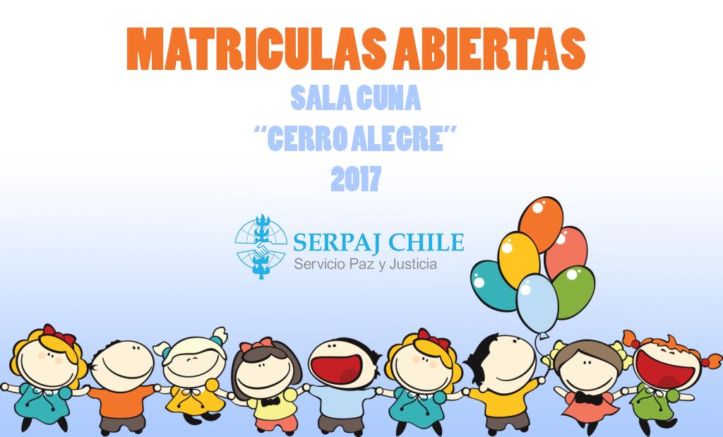 Sala Cuna Cerro Alegre abre inscripciones otorgando educación inicial gratuita a niños y niñas de Valparaíso