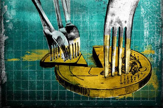 DESIGUALDAD: Estudio revela que quintil más rico de Chile acapara más del 70 % de los recursos.