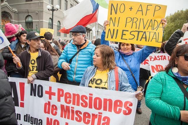 No+AFP convoca a plebiscito para el 29 y 30 de septiembre