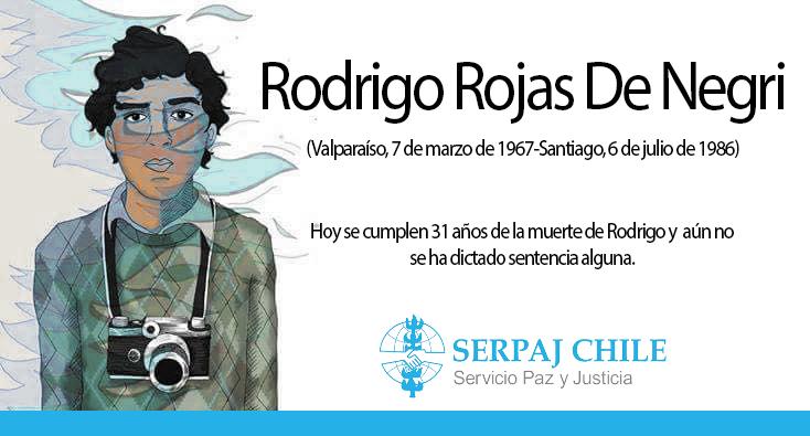 Recordando a Rodrigo Rojas De Negri