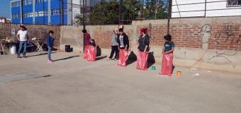 """PIE 24 horas de Viña del Mar realiza celebración de Fiestas Patrias con jornada recreativa """"Nuestras Costumbres Chilenas"""""""