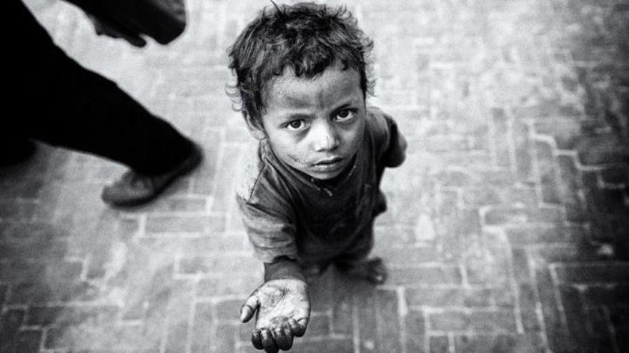 La pobreza es un problema de derechos humanos