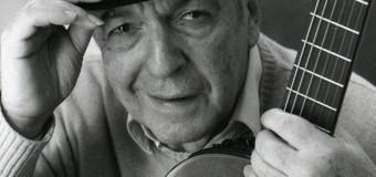 Nobel Adolfo Pérez Esquivel: Partió Daniel Viglietti