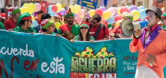SERPAJ Arica dice ¡¡La Guerra No es Un juego!!