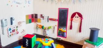PPF Carmela Jeria, la importancia del juego en el aprendizaje