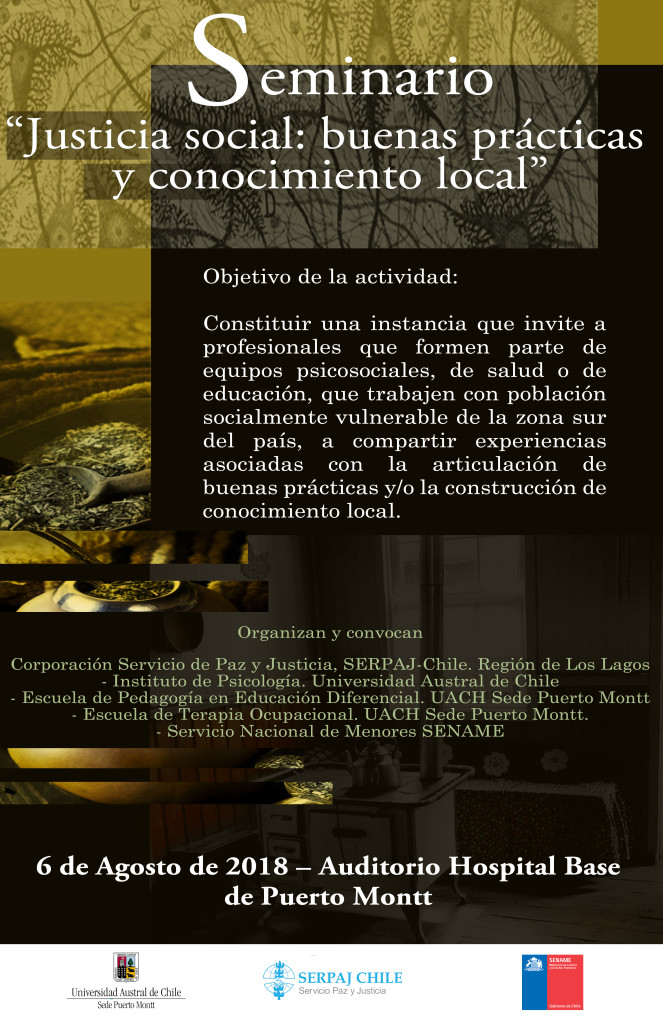 Afiche Justicia Social y Buenas Prácticas (1) (1)