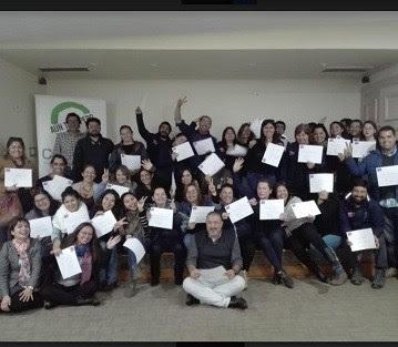SERPAJ Tarapacá participa de capacitación en habilidades preventivas parentales