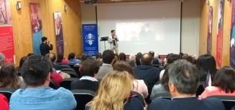 SERPAJ Maule sensibiliza a la red educacional de Curicó
