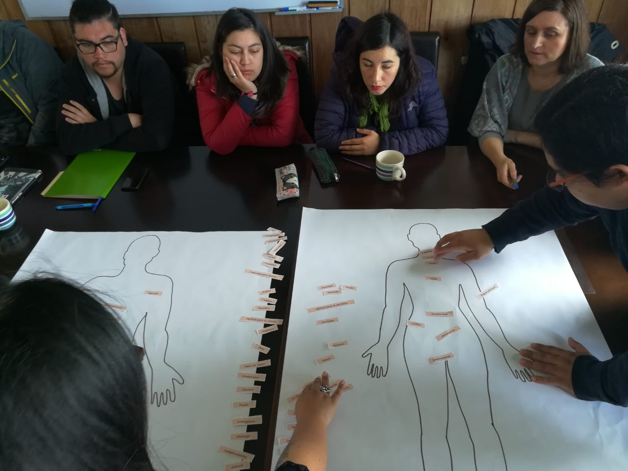 PEE Llapemn: Potenciar el enfoque de género para una mejor intervención