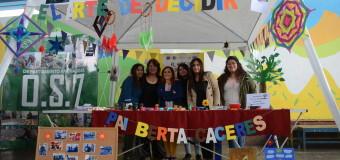 PAI Berta Cáceres participa de 5ta Feria Educativa en CIP CRC Limache