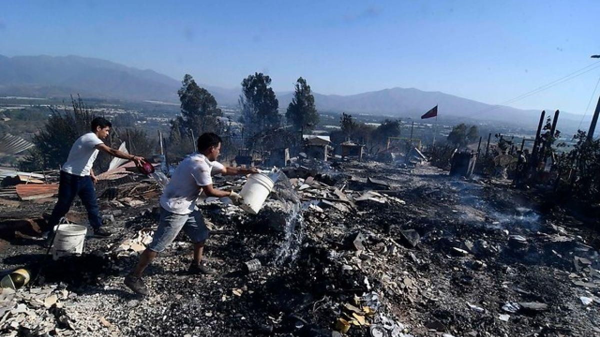 """Concierto en beneficio a damnificados en Limache : """"25 Años no es nada"""""""