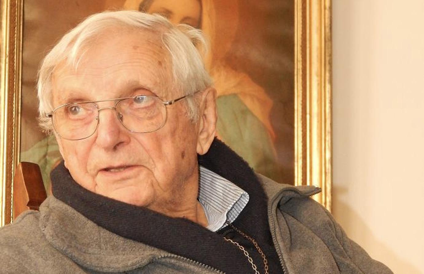 SERPAJ Chile despide al padre Olivier d`Argouges