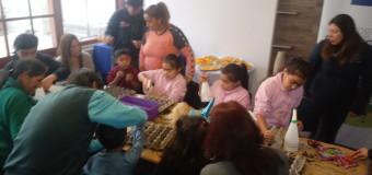 SERPAJ Antofagasta realizó innovadora actividad de co-construcción de huertos urbanos