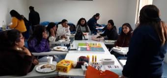 SERPAJ Tarapacá participa en talleres de  Apresto Laboral