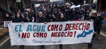 Columna de opinión: ESSAL y el derecho humano al agua