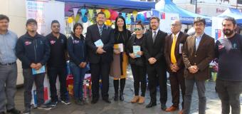 SERPAJ Tarapacá participó del lanzamiento de la  guía para la protección de la infancia en Iquique