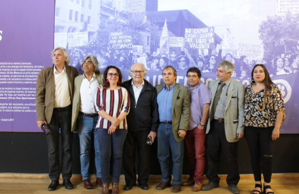 """Fundador y Presidente de SERPAJ Latinoamérica Adolfo Pérez Esquivel: """"Lo de Chile es parte de una política de dominación neoliberal"""""""
