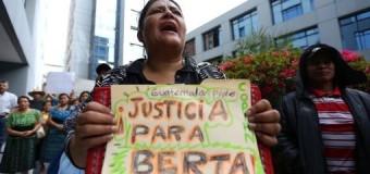 Honduras: Autores materiales fueron condenados pero la impunidad continúa para quienes ordenaron el asesinato de Berta Cáceres