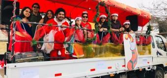 SERPAJ Tarapacá celebró la Navidad con los niños, niñas y adolescentes de las comunas de Alto Hospicio e Iquique