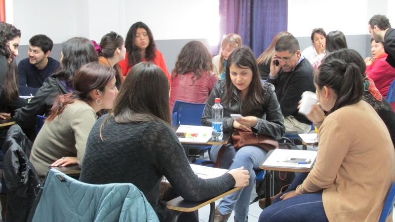 Serpaj Antofagasta participa de Capacitación en gestión y evaluación de programas y proyectos sociales