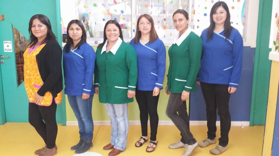 Jardín Wenuleufu de Serpaj Los Lagos cumple 5 años trabajando con los niños y niñas del sector Rahue Alto de Osorno